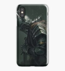 Knight iPhone XS Case