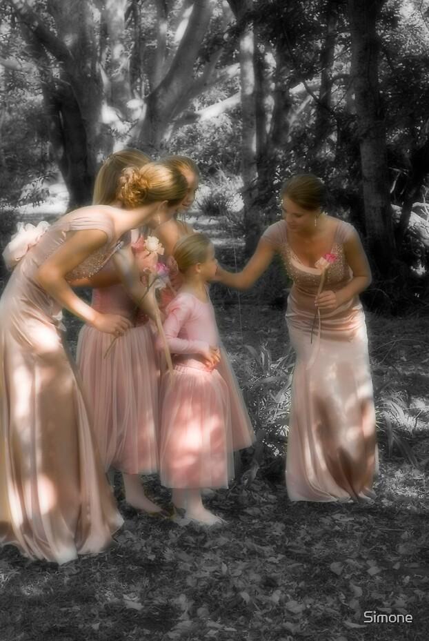 Bridesmaids by Simone