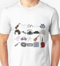 The OA - Minimalist Unisex T-Shirt