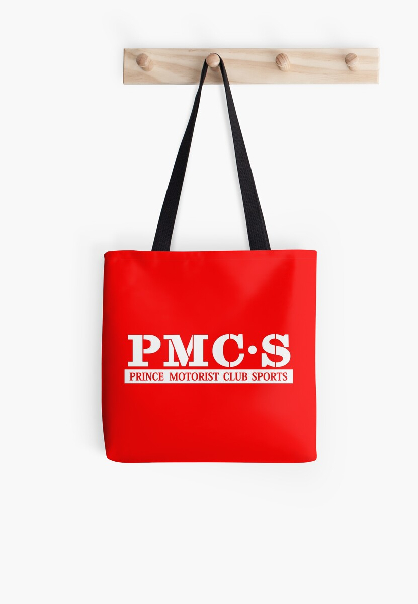 Pmcs prince motorist club sports tote bags by jdmshop redbubble pmcs prince motorist club sports by jdmshop publicscrutiny Choice Image