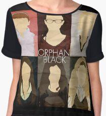 Orphan Black - Minimalist #1 Chiffon Top