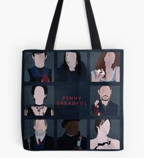 Penny Dreadful - Minimalist #1 Tote Bag