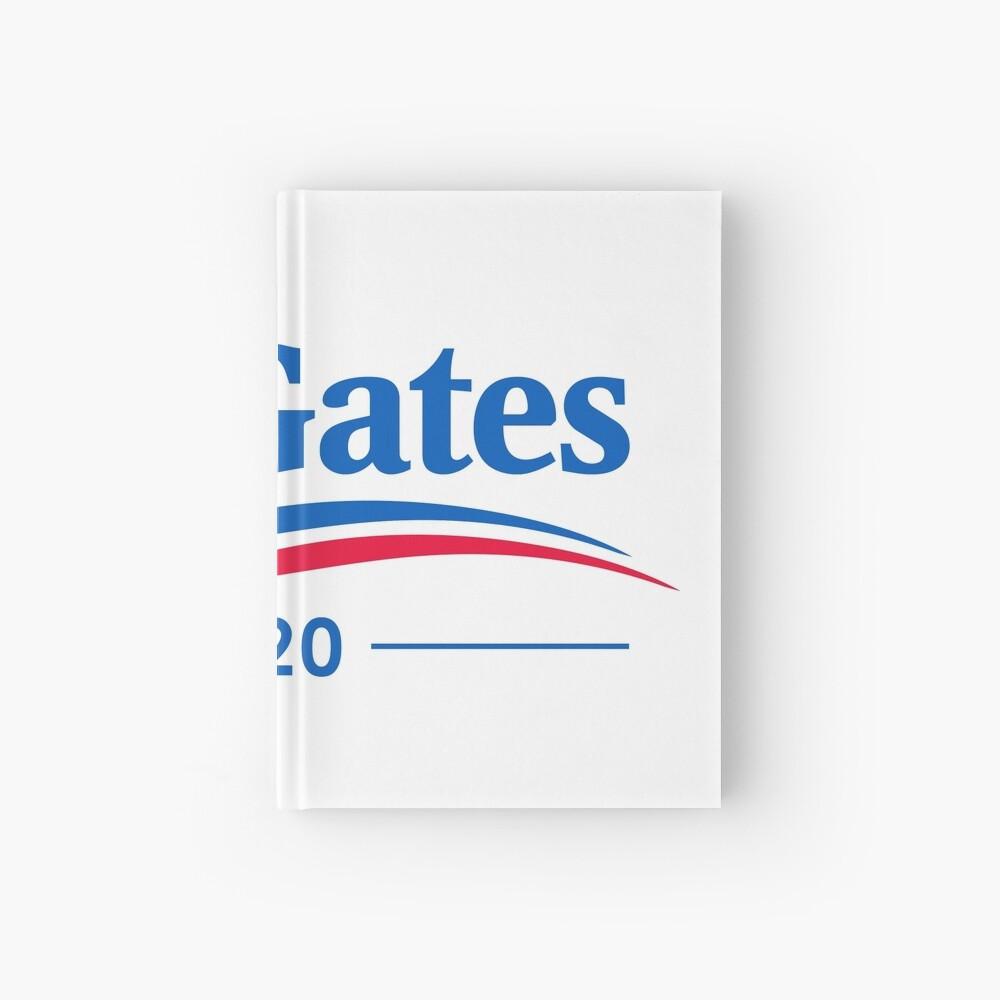 Bill Gates 2020 Notizbuch