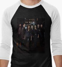 Shadowhunters - Poster  #2 Men's Baseball ¾ T-Shirt