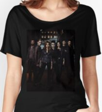 Shadowhunters - Poster  #2 Women's Relaxed Fit T-Shirt