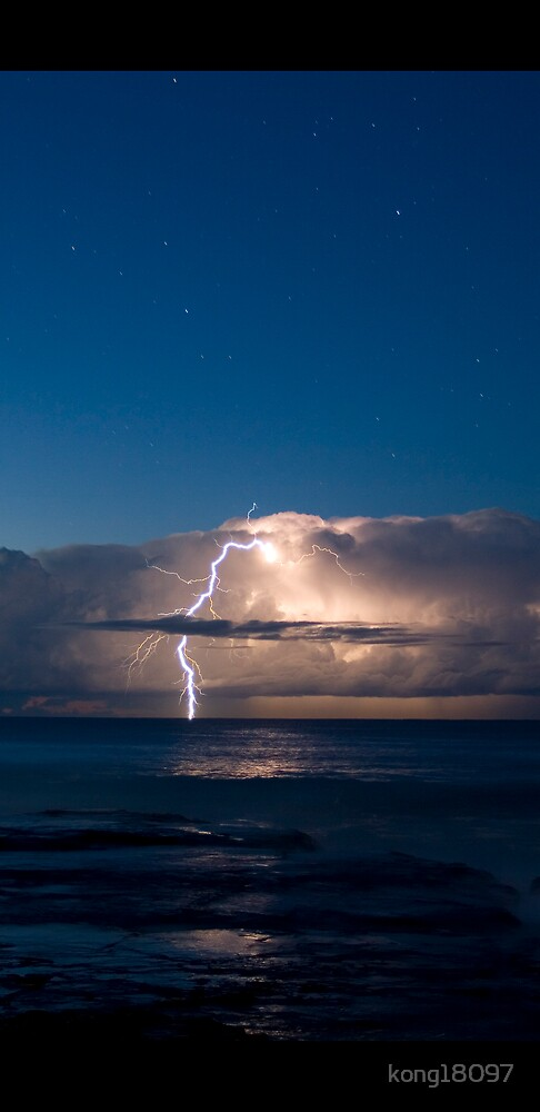 Thunder Bolt by kong18097