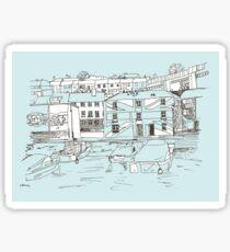 Saltash Waterfront Sticker