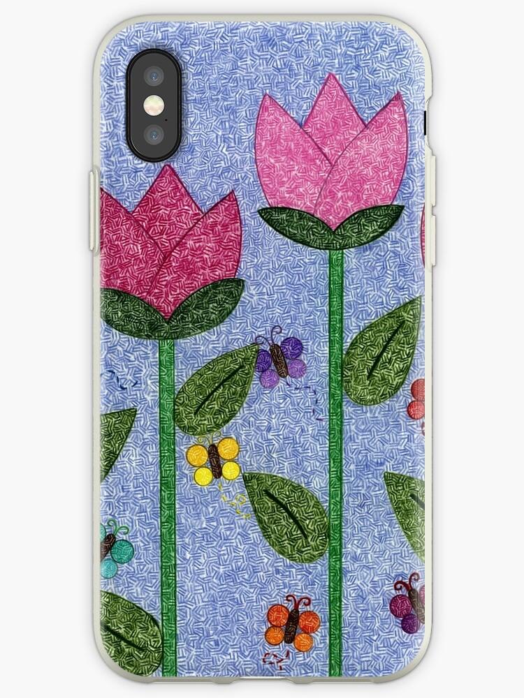 Tulip Garden by emilykcreations