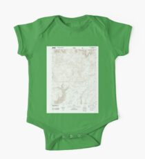 USGS TOPO Map Colorado CO Willow Spring 20110610 TM One Piece - Short Sleeve