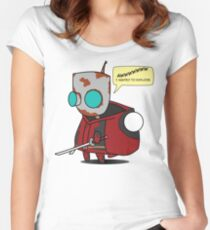 Gir-Pool Women's Fitted Scoop T-Shirt