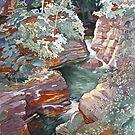 Afon Cynfal by Anne Bonner