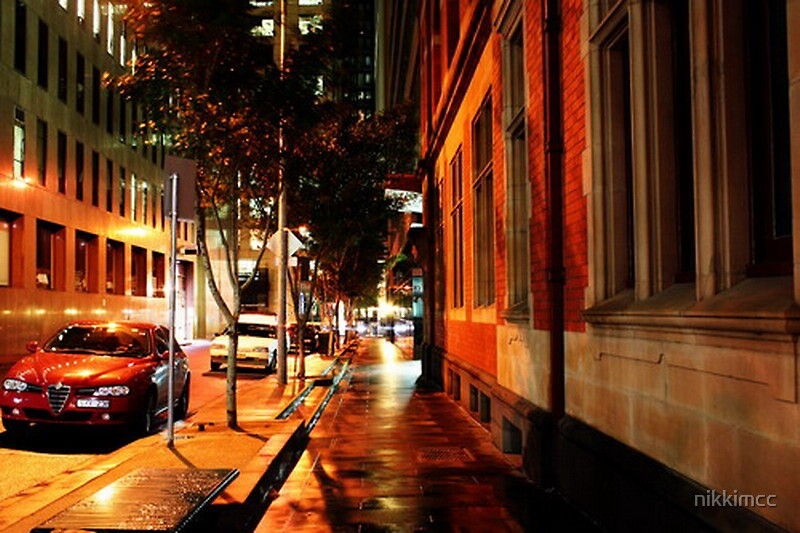 Melbourne Side Streets by nikkimcc