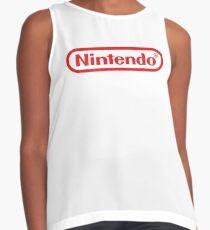 Nintendo Logo Official Contrast Tank