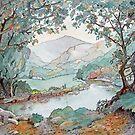 Afon Glaslyn by Anne Bonner