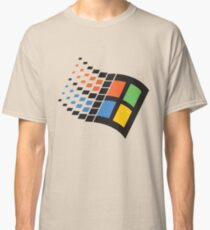WINDOWS 95 LOGO RETRO Classic T-Shirt