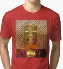 Cool Robot Tri-blend T-Shirt