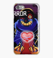 Error 404 iPhone Case/Skin