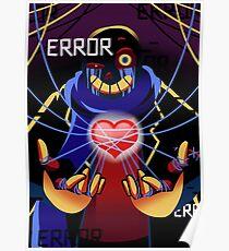 Error 404 Poster