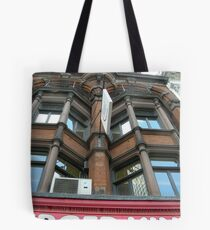 Changing face of Europe Tote Bag