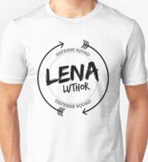 LENA LUTHOR DEFENSE SQUAD T-Shirt
