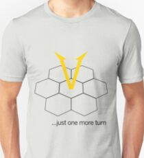 Civ V - One more Turn (light) Unisex T-Shirt