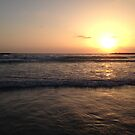 Israel Sunset by Barberelli