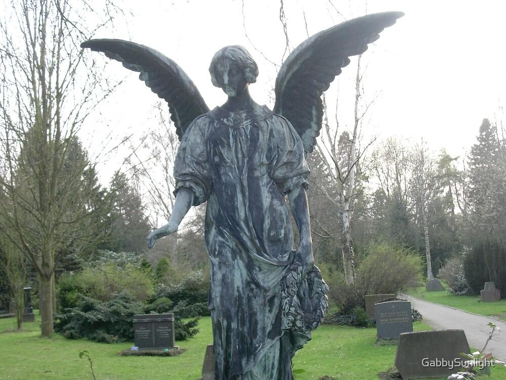 Sad Angel by GabbySunlight