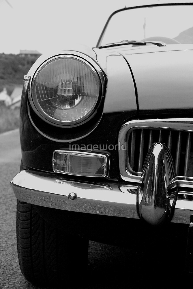 Classic MG by imageworld