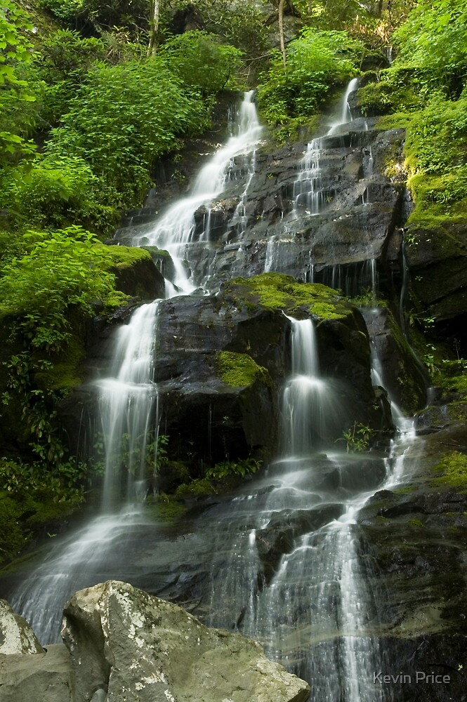 Henwollow Falls by Kevin Price