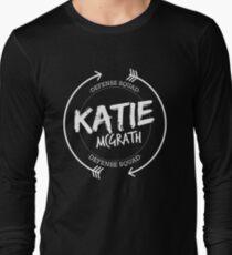 KATIE MCGRATH DEFENSE SQUAD   T-Shirt