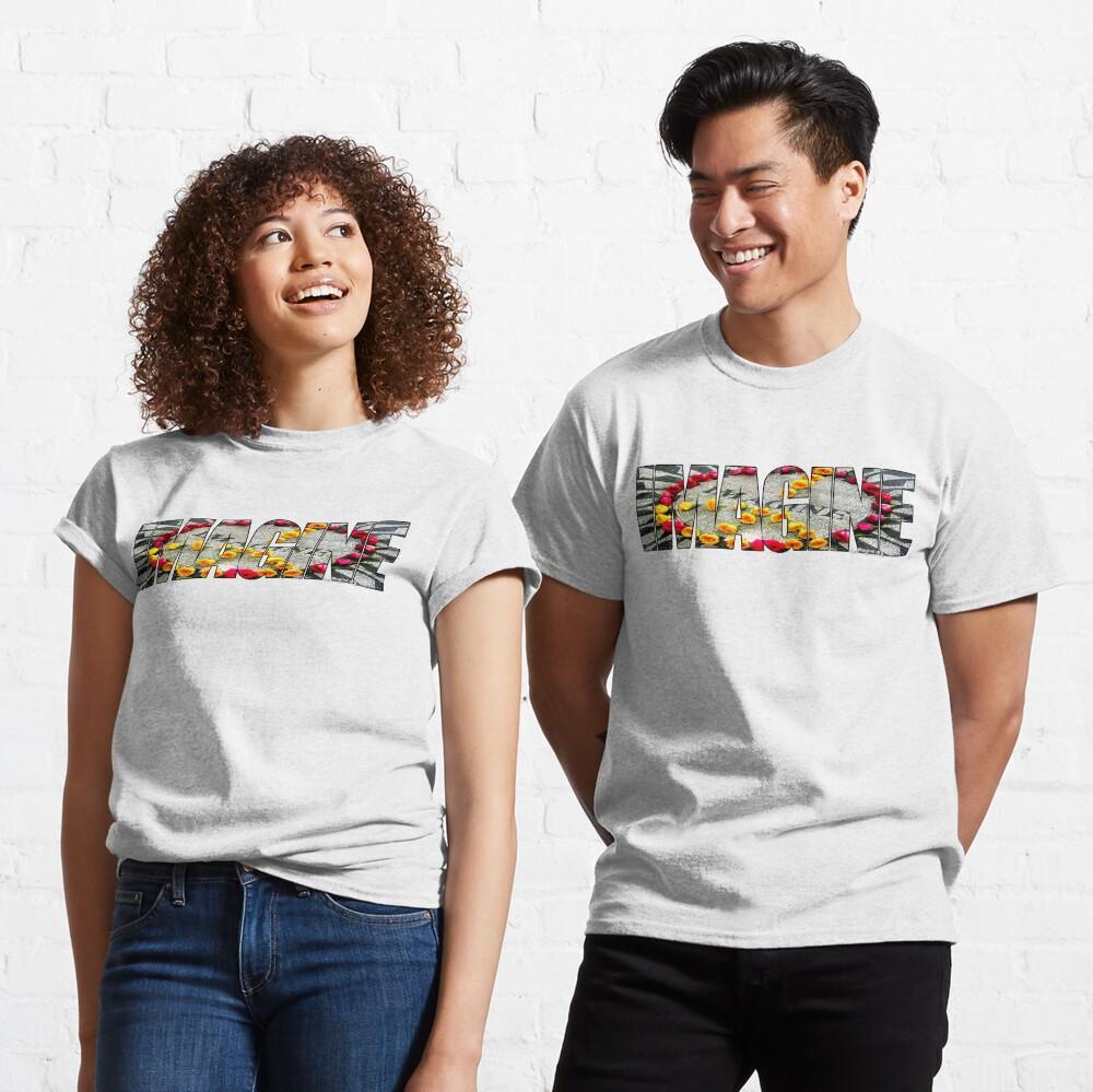 IMAGINE Mosaic Classic T-Shirt