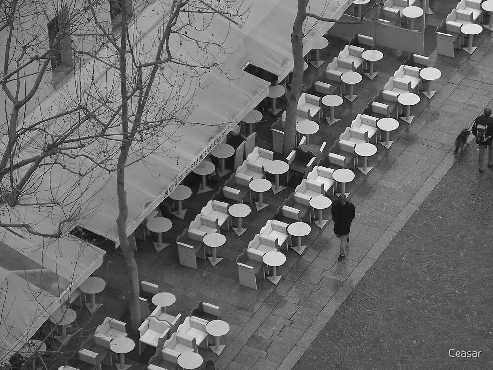PARISIAN CAFE by Ceasar