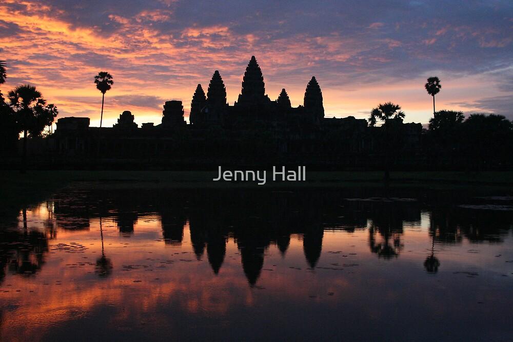 On reflection by Jenny Hall