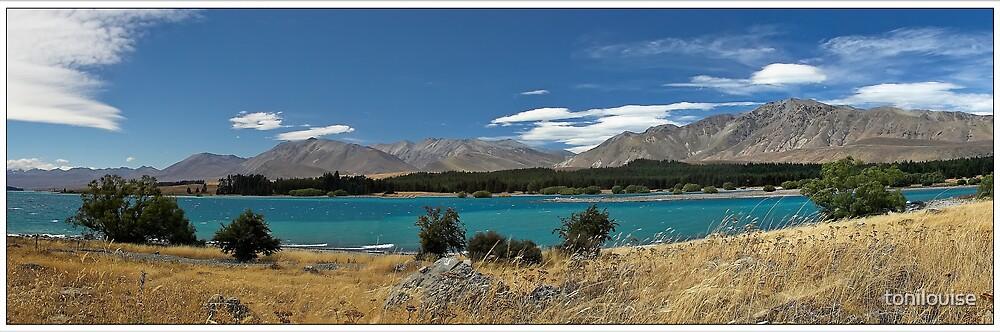 Lake Tekapo 2 by tonilouise