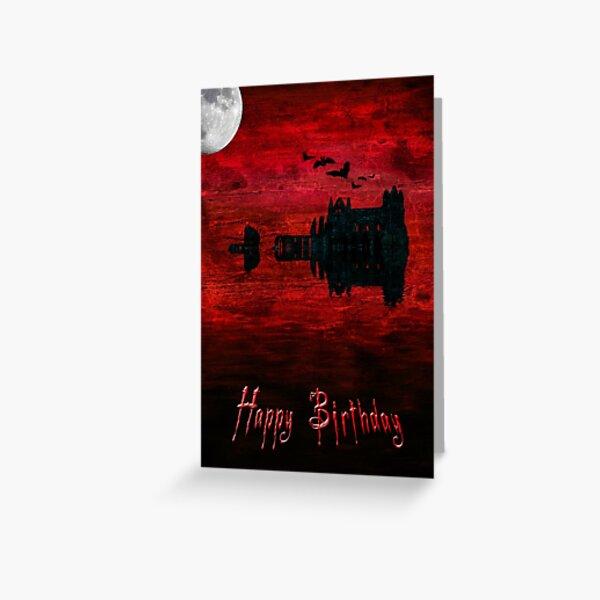 Happy Birthday (Greeting Card)  Greeting Card