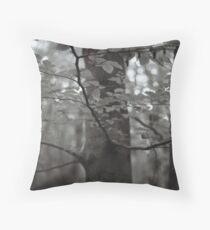 Burnham Beeches Throw Pillow