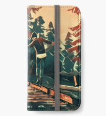 Life is Strange - Max & chloe iPhone Wallet