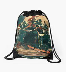 Life is Strange - Max & chloe Drawstring Bag