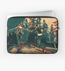 Life is Strange - Max & chloe Laptop Sleeve