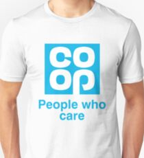 Co-op people who care T-Shirt T-Shirt