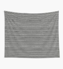 Striped Contrast Wall Tapestry