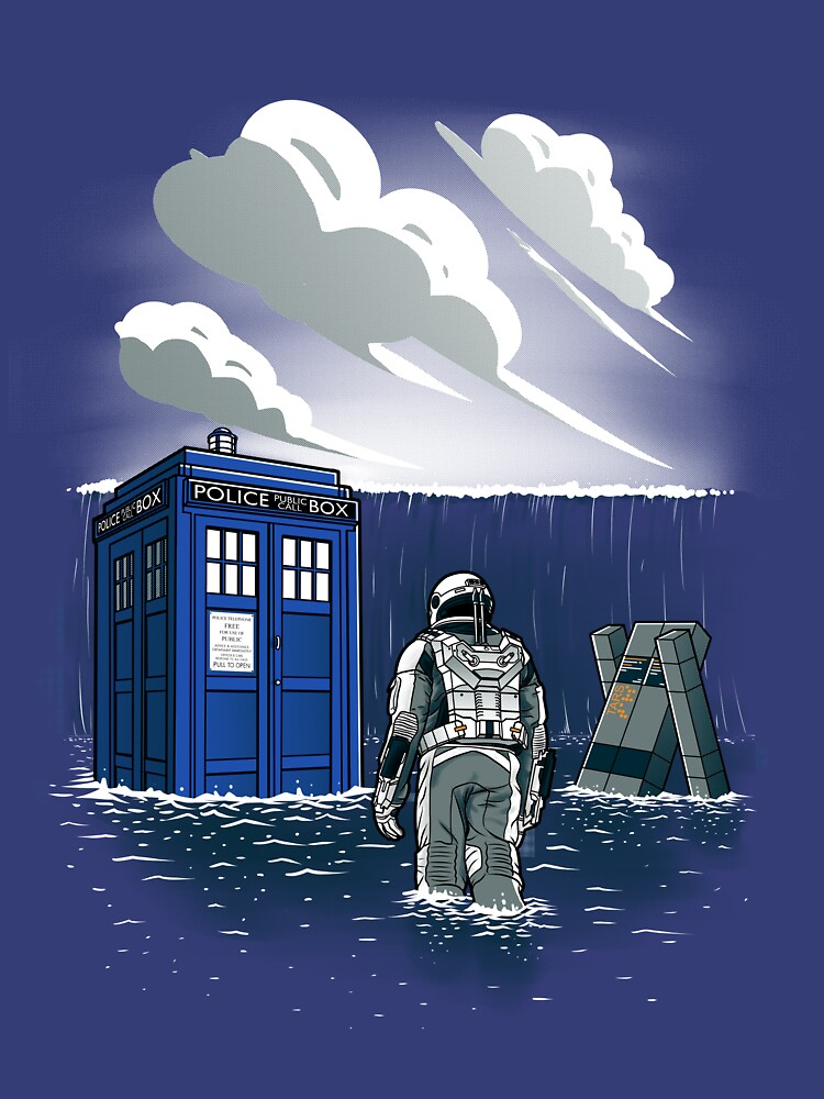 Dr. Interstellar | Unisex T-Shirt