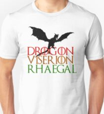 Game of Thrones: Drachen Unisex T-Shirt
