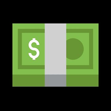 Cash, Money Clip by roarr