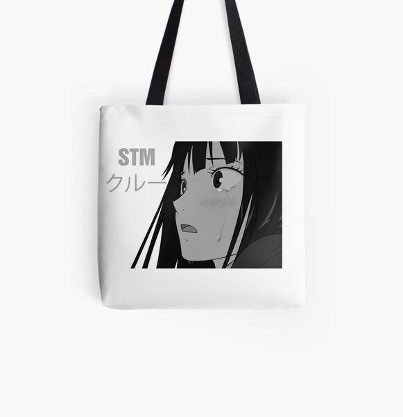 i'm sad All Over Print Tote Bag