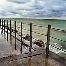 Autumn Beachfront by Sheri Nye