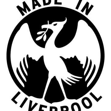 Hecho en Liverpool Football Design de Cudge82