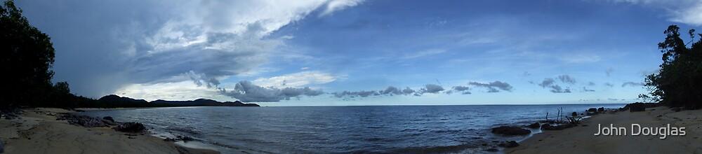 Ella Bay, Far North Queensland by John Douglas