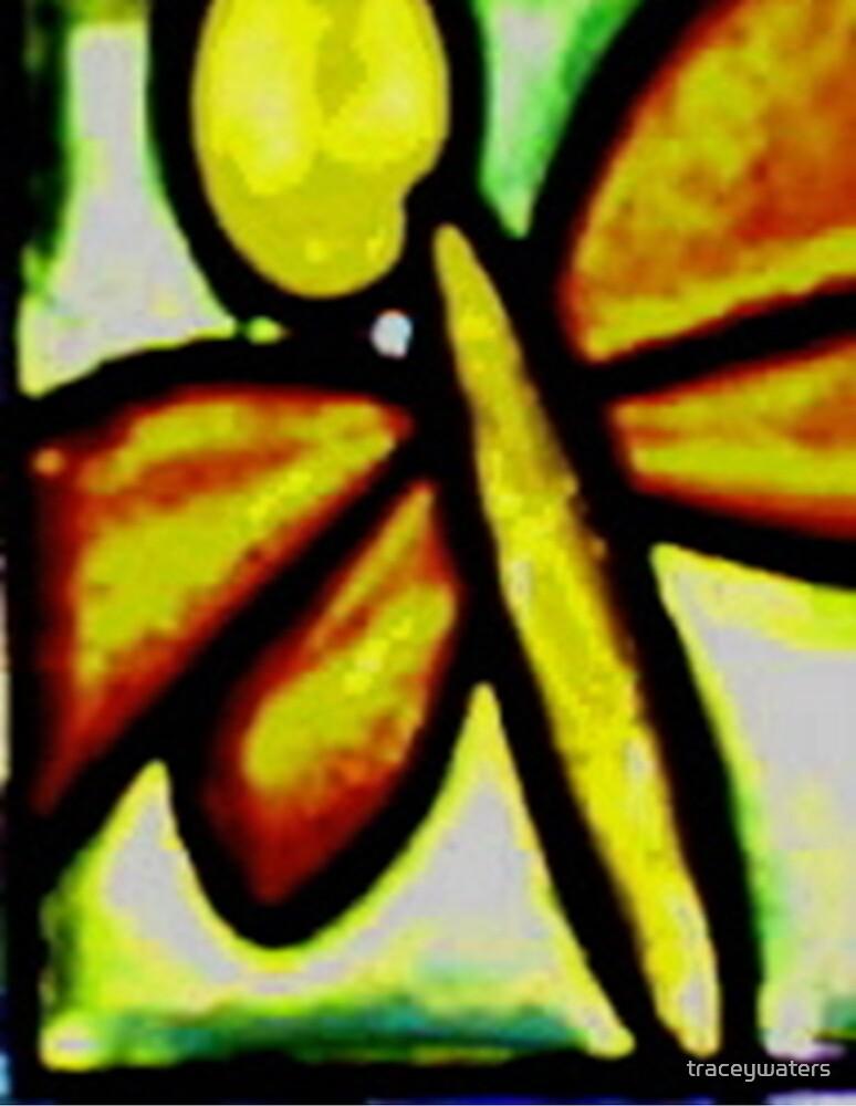 Teardrop Flowers by traceywaters