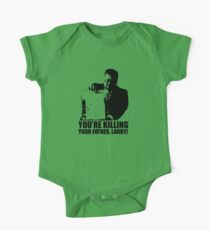 Big Lebowski Walter You're Killing Your Father, Larry Tshirt One Piece - Short Sleeve